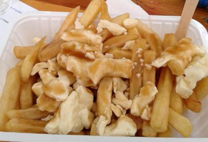 Quebec in Belgium - The Poutine Festival in Villers-la-Ville