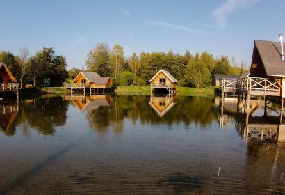 Wallonie Insolite - Aqua Lodge