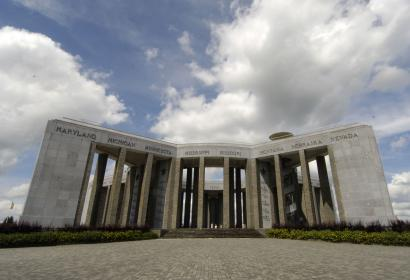 Bastogne - Mardasson - Memorial